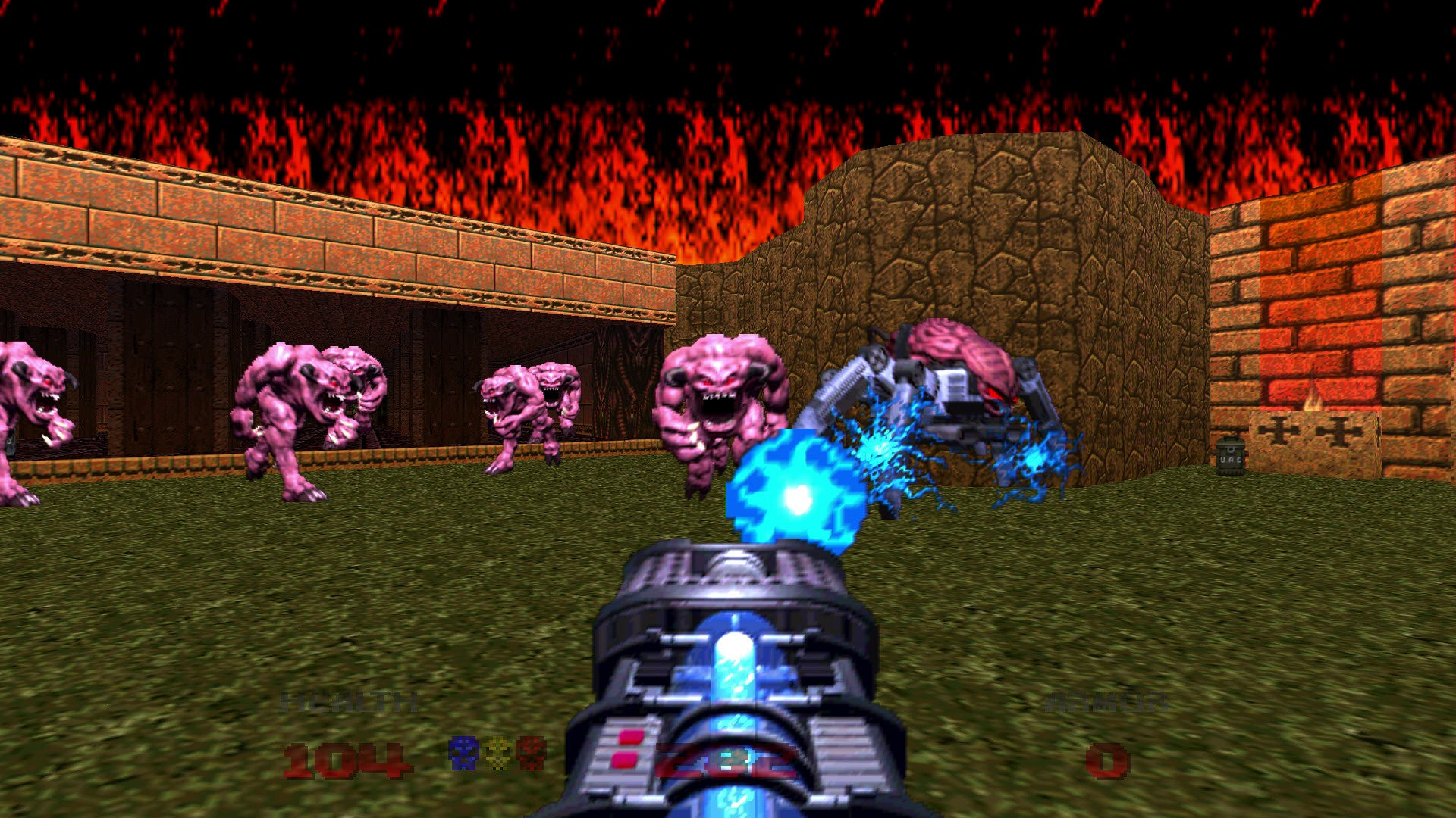 This Month's Rerelease Of Doom 64 Will Include A New Chapter