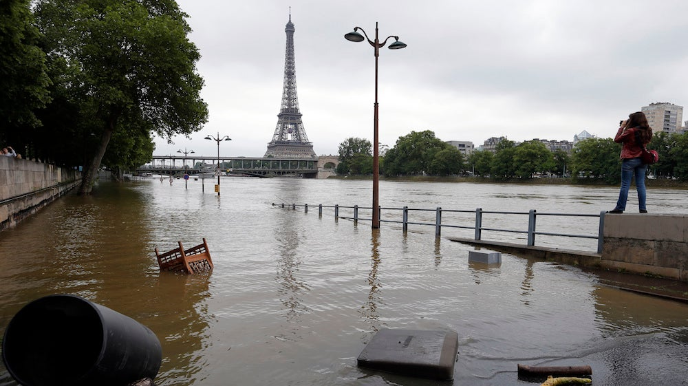 Climate Change Made The Flooding In France More Deadly