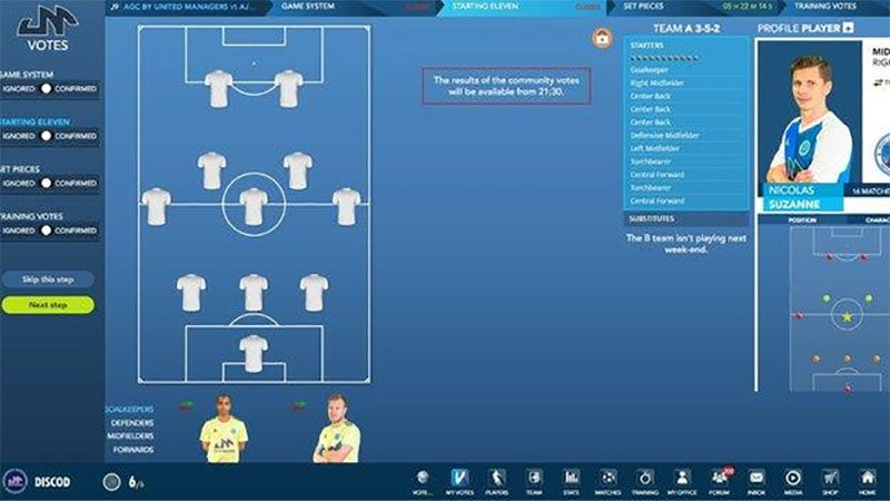 2000 Fans Are Basically Playing Football Manager With A Real Team