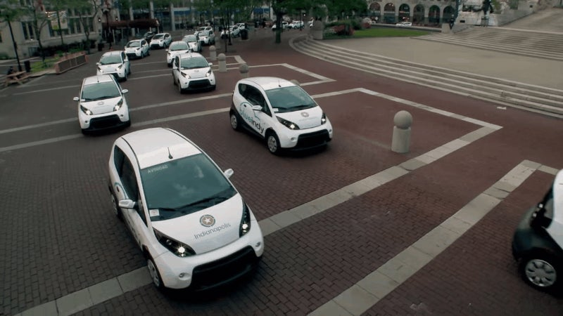 6 Electric Car-Sharing Programs Better Than a Billion Teslas on the Road