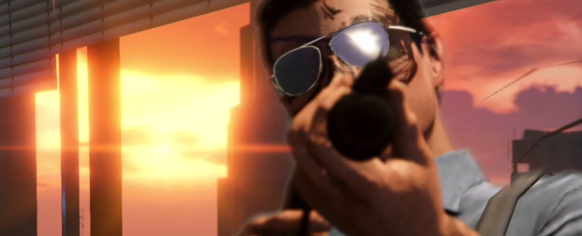 A Tarantino-Style Movie About GTA V's Biggest Bastard