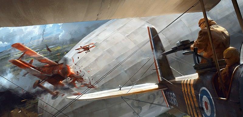 Fine Art: The Art Of Battlefield 1 | Kotaku Australia