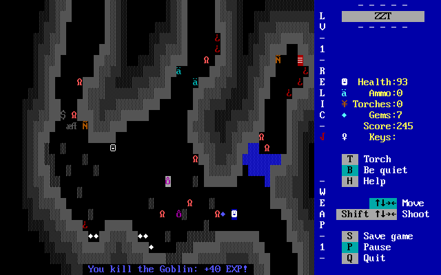 Before Gears, Before Unreal, There Was ZZT