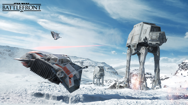 Watch The First Trailer For Star Wars Battlefront
