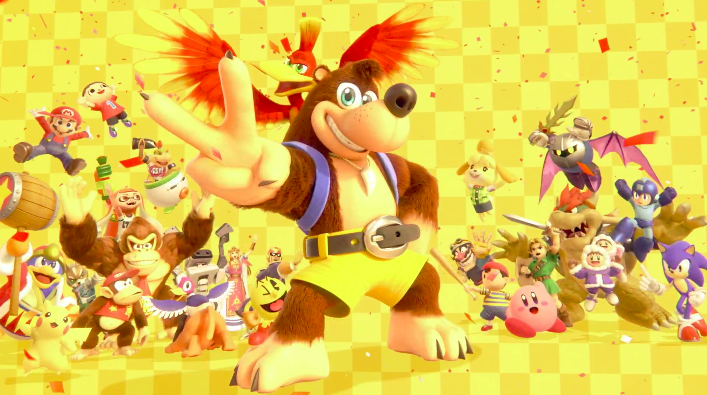 Xbox Boss Phil Spencer Says Banjo In Smash Was An Easy Deal To Make