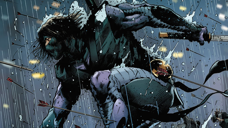 The 15 Finest Ninjas in Comic Books