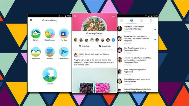 Facebook Launches Dedicated Groups App to Make Groups Easier