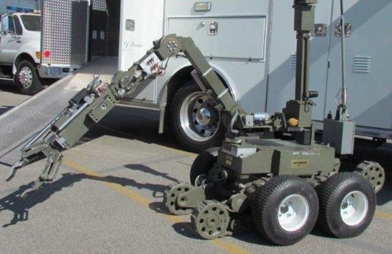 Police Robot Grabs Gun From Suspect In LA, Ending Standoff