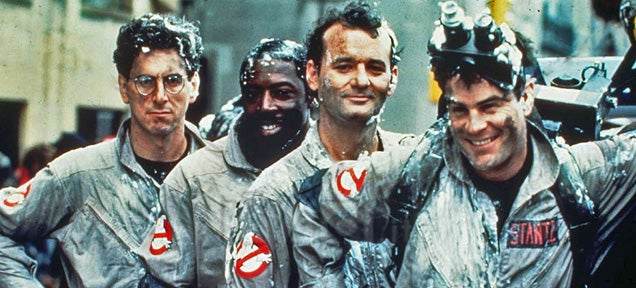 Ghostbusters honest trailer shows how ridiculously awesome this movie is
