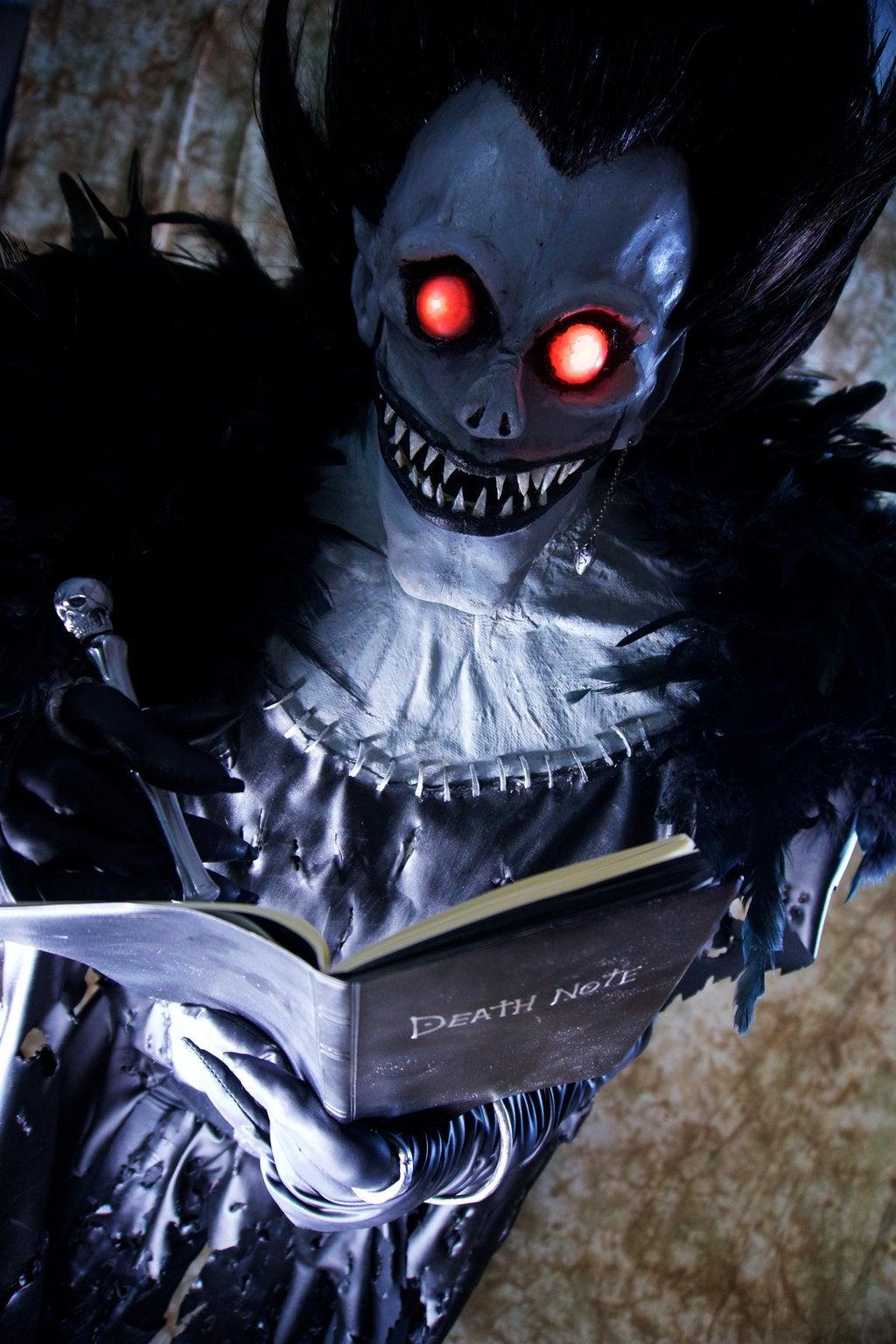 Death Note Cosplay Kotaku Australia