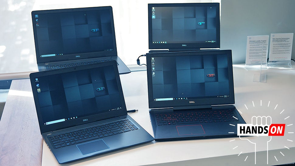 Dell's Renamed Low-Cost Gaming Laptops Are Thinner And Faster Then Before