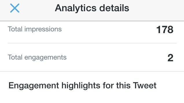Check Out Your Twitter Analytics with the iOS App