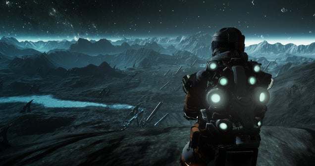 The Steam Stream Finds Out What The Hell Is Up With Asteroids: Outpost