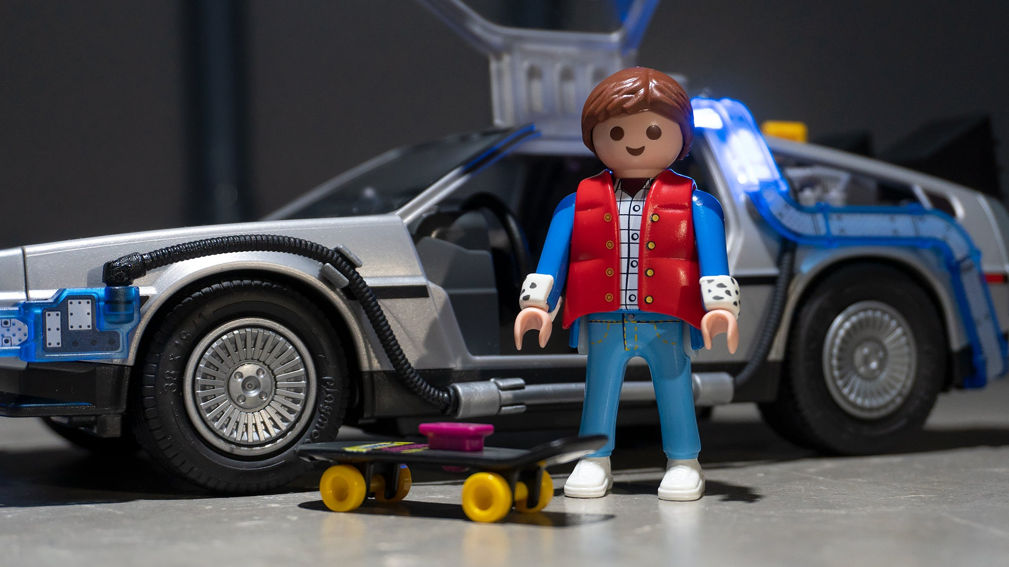 Playmobil Made The Best Back To The Future Toys You Can Buy