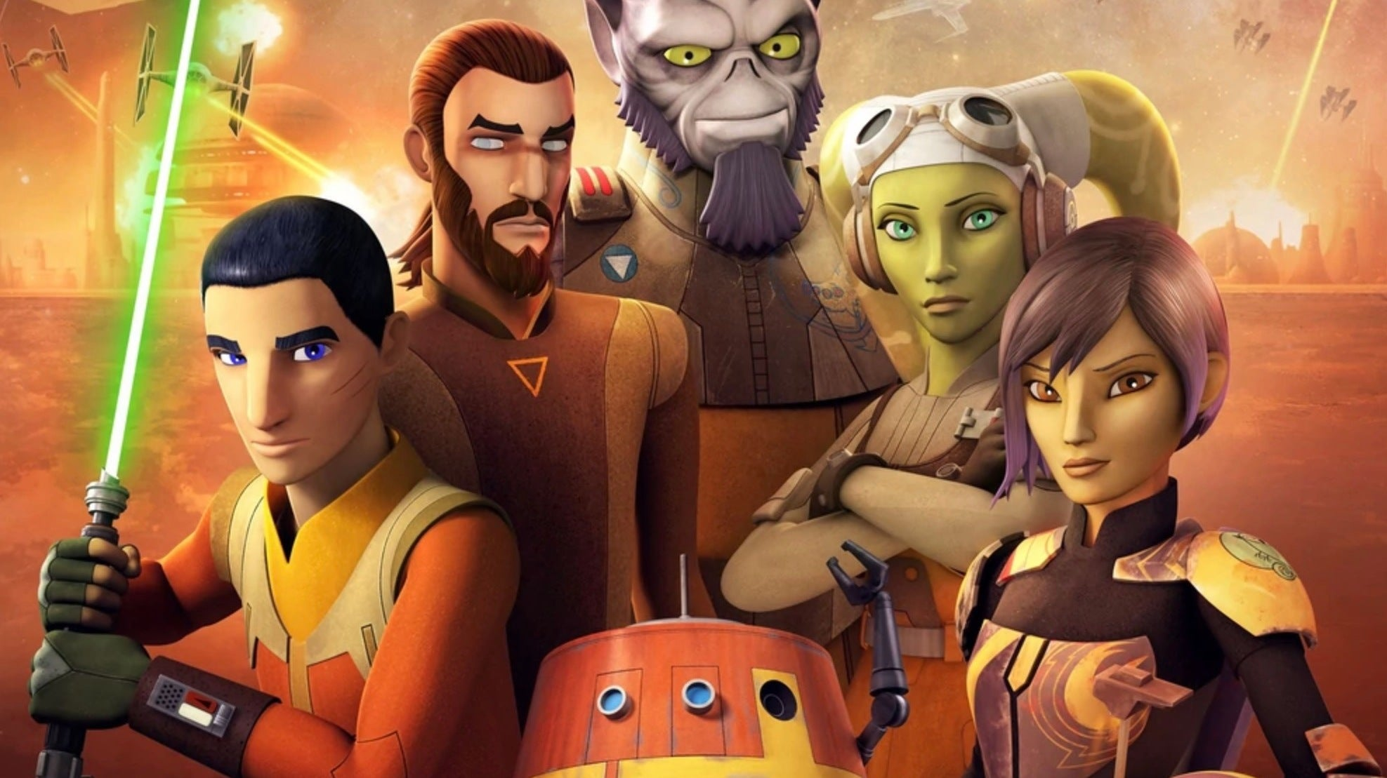 The Star Wars Rebels Season 4 Blu-ray Is A Fitting Tribute To The Series And Franchise