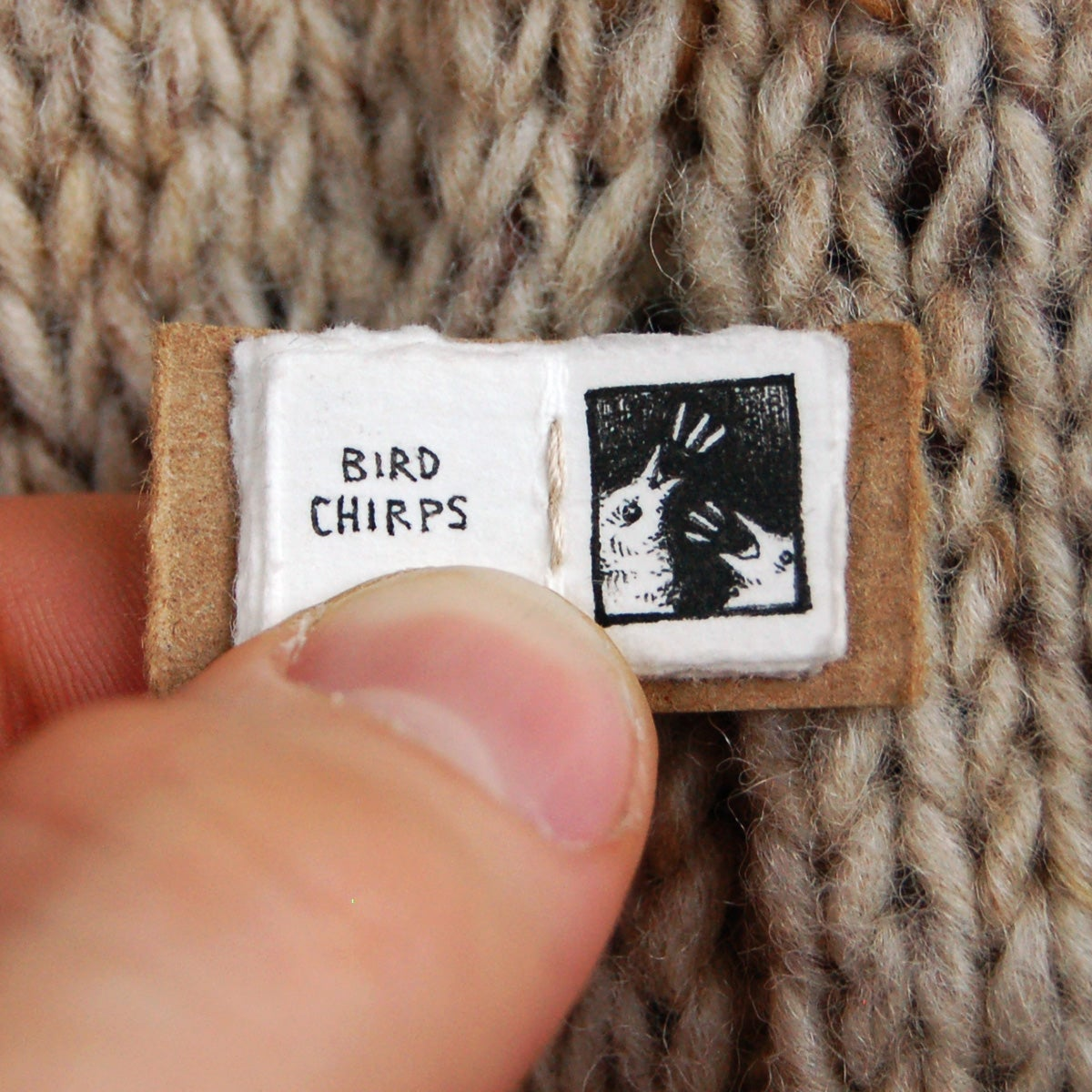 Pin-Sized Book Reminds Us of Life's Little Pleasures