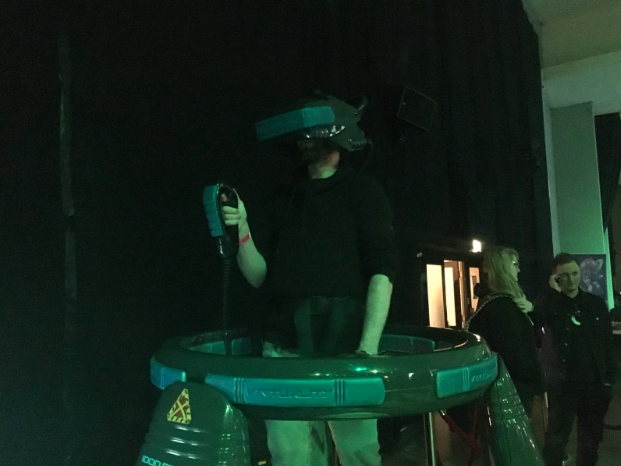 The Man Who's Keeping 1990s Virtual Reality Machines Alive