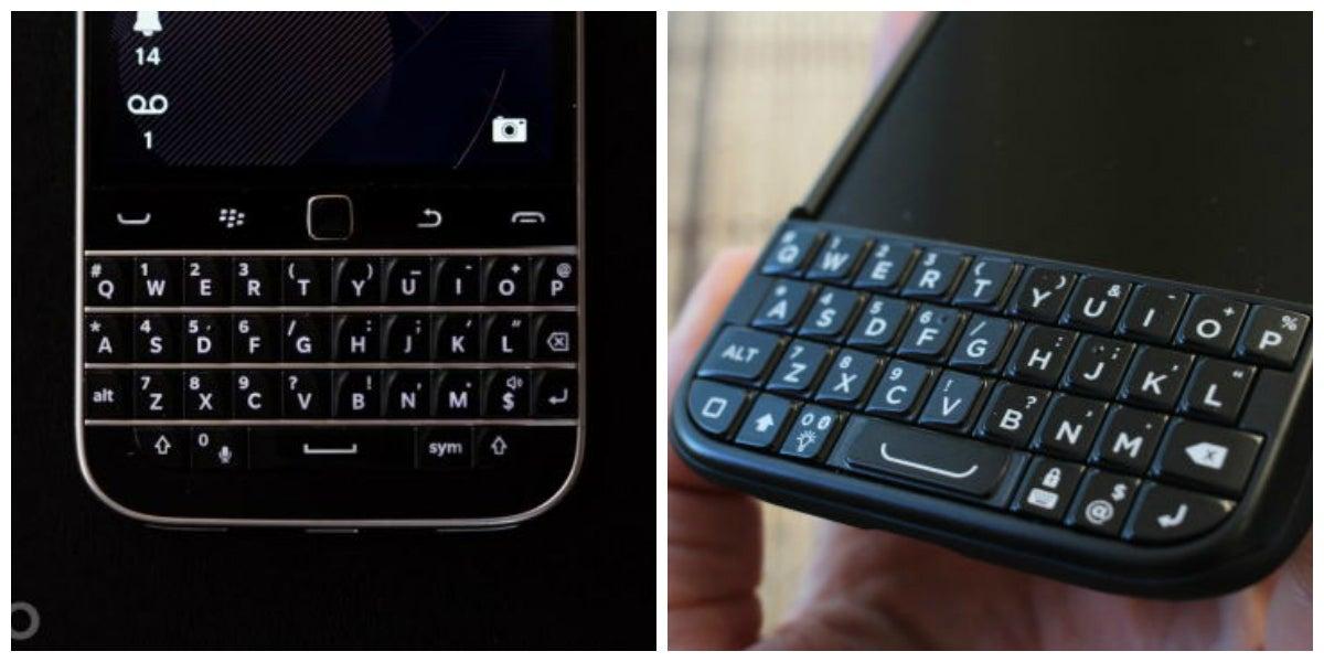 Blackberry's War Against Ryan Secreast's Typo Keyboard Is Just Great