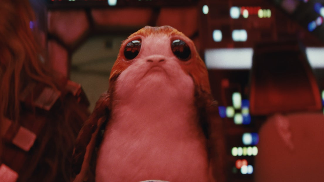 Here's Why Porgs Sound Good Enough To Eat