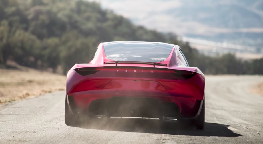 How The Tesla Roadster Might Pull Off Zero To 60 MPH In 1.9 Seconds