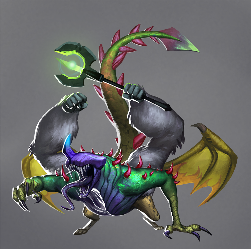 Rejected DOTA 2 Character Redesigns Are... Interesting