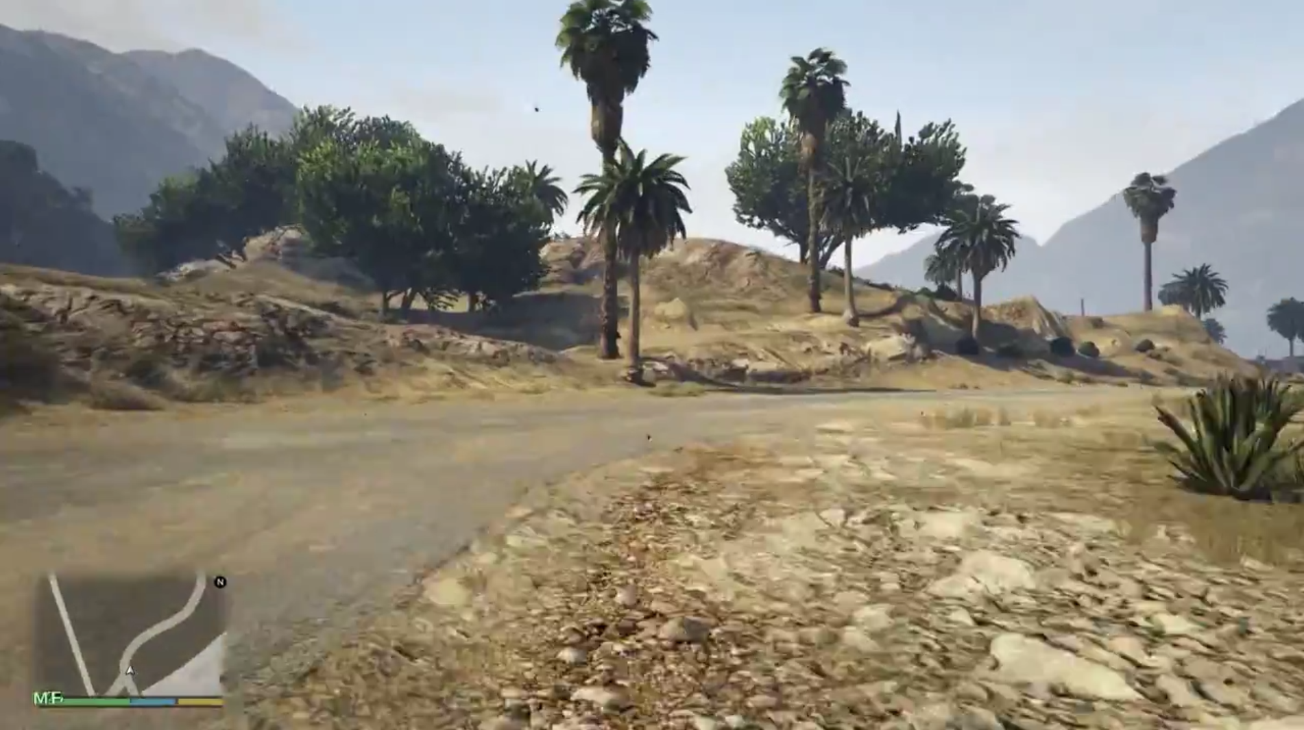 First-Person Walking Shows Just How Good Grand Theft Auto V Looks