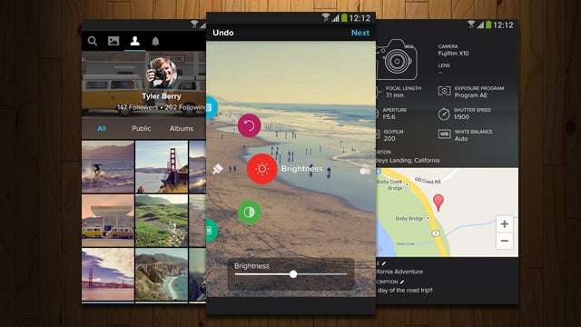 Flickr Redesign Brings Instagram-Like Photo Filters, New Interface