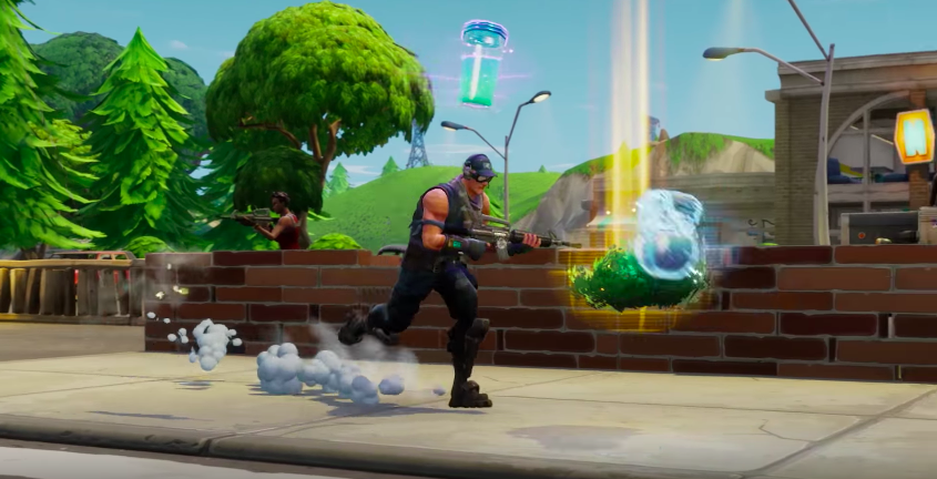Fortnite Continues To Crush It