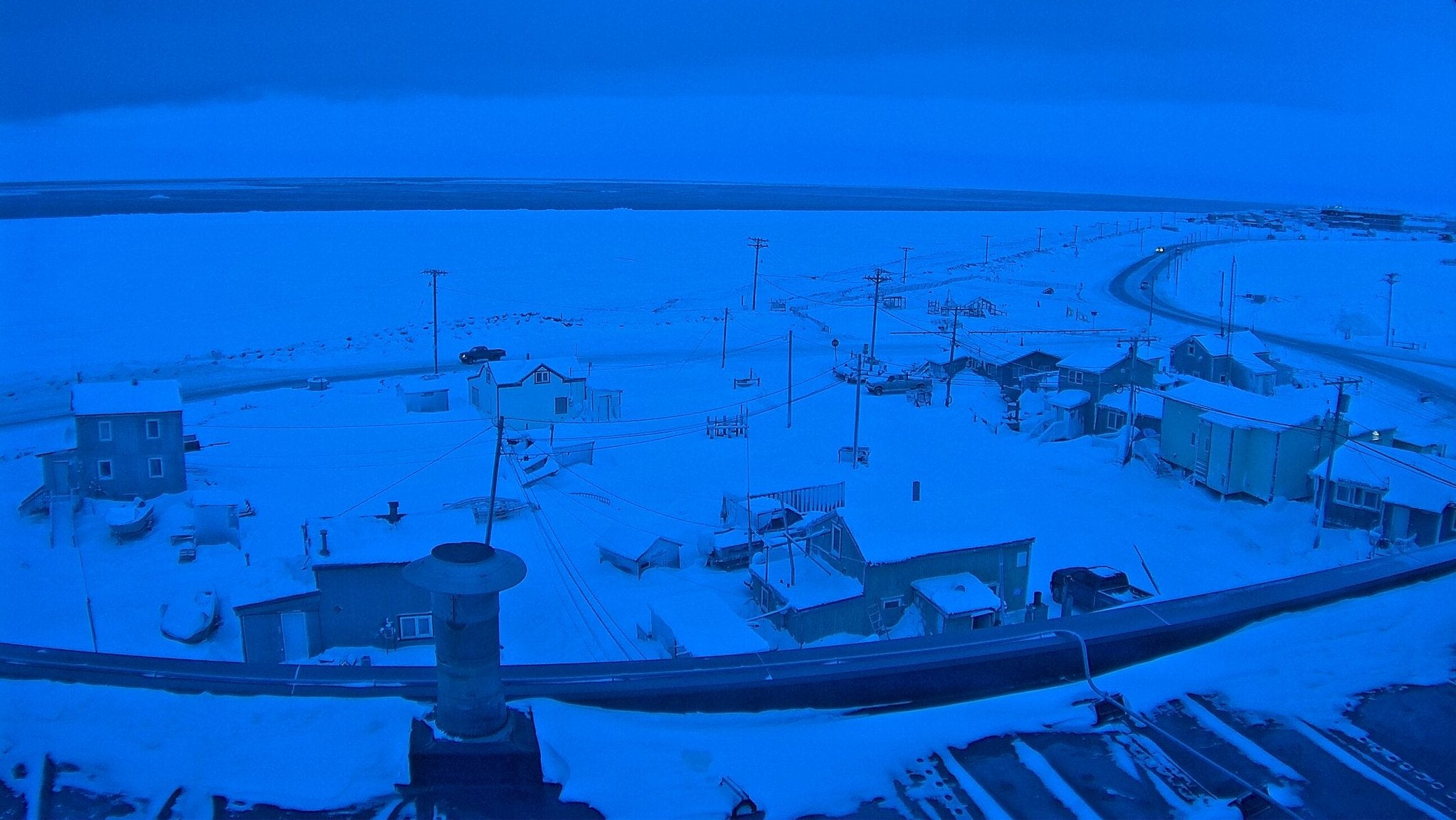 Why America's Northernmost City Is Having A Weird, Hot Winter