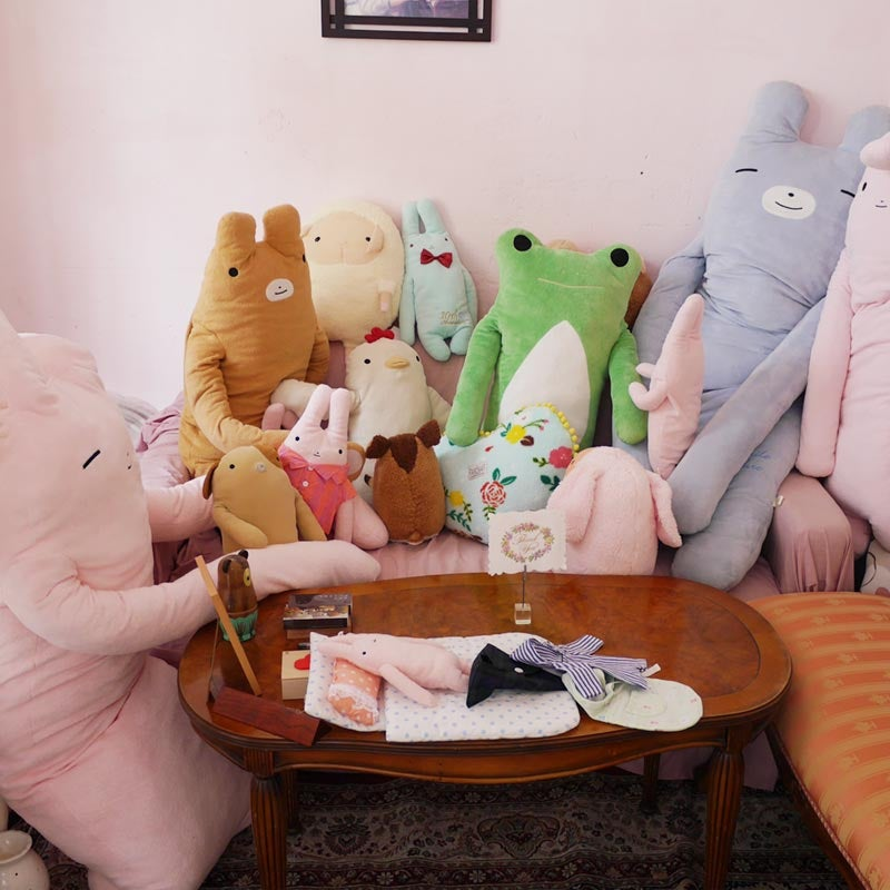 Japan's Stuffed Animal Hospital Performs Surgery on Plush Toys