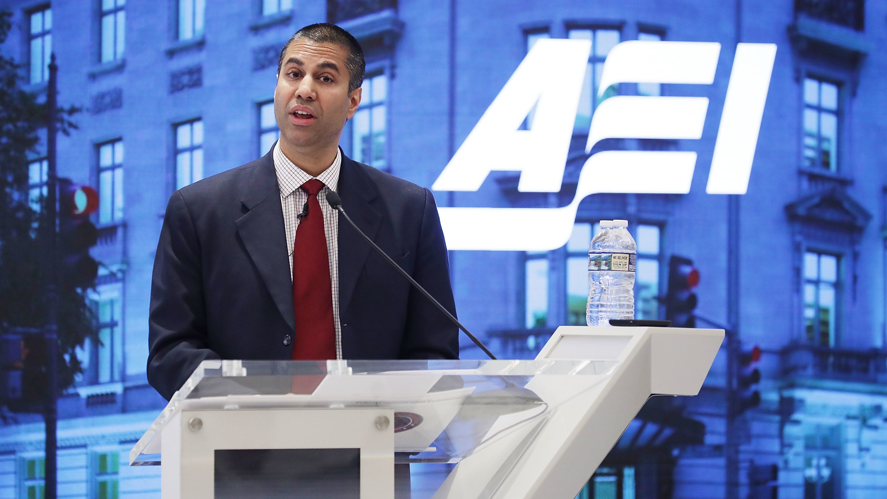 FCC Chair Ajit Pai Wants To Cap A Program To Help Poor People Afford Phones And Internet