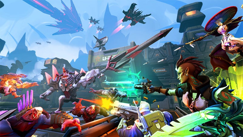 Battleborn Players Rally To Save The Game On Battleborn Day, November 12