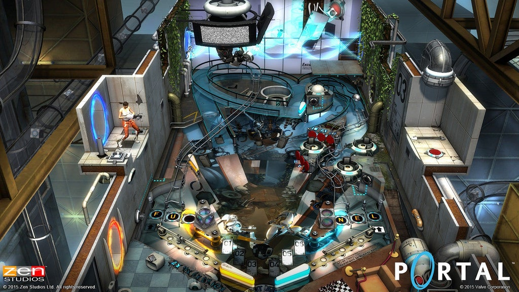 Portal Pinball? Count Me In.