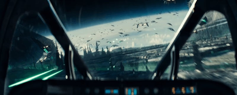 Independence Day 2's First Trailer Is...Exactly What You'd Expect
