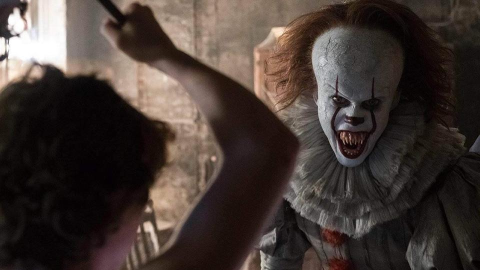 This Video Showcases All The Myriad Transformations Of Pennywise The Clown