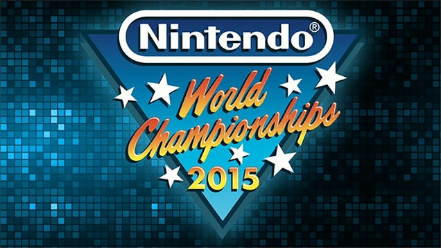 Watch The 2015 Nintendo World Championships Live, Right Here