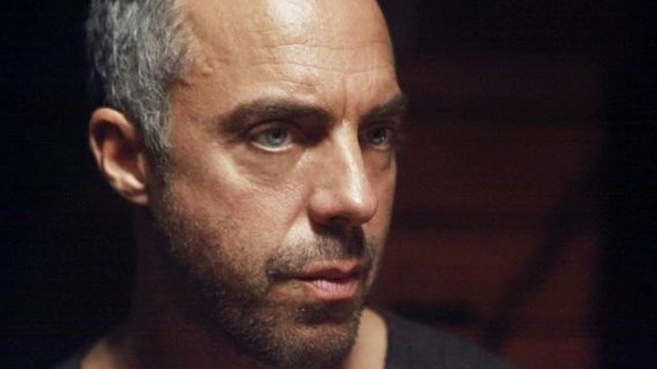 Titus Welliver, The Man In Black, Worked Hard Not To Leak Spoilers On Lost