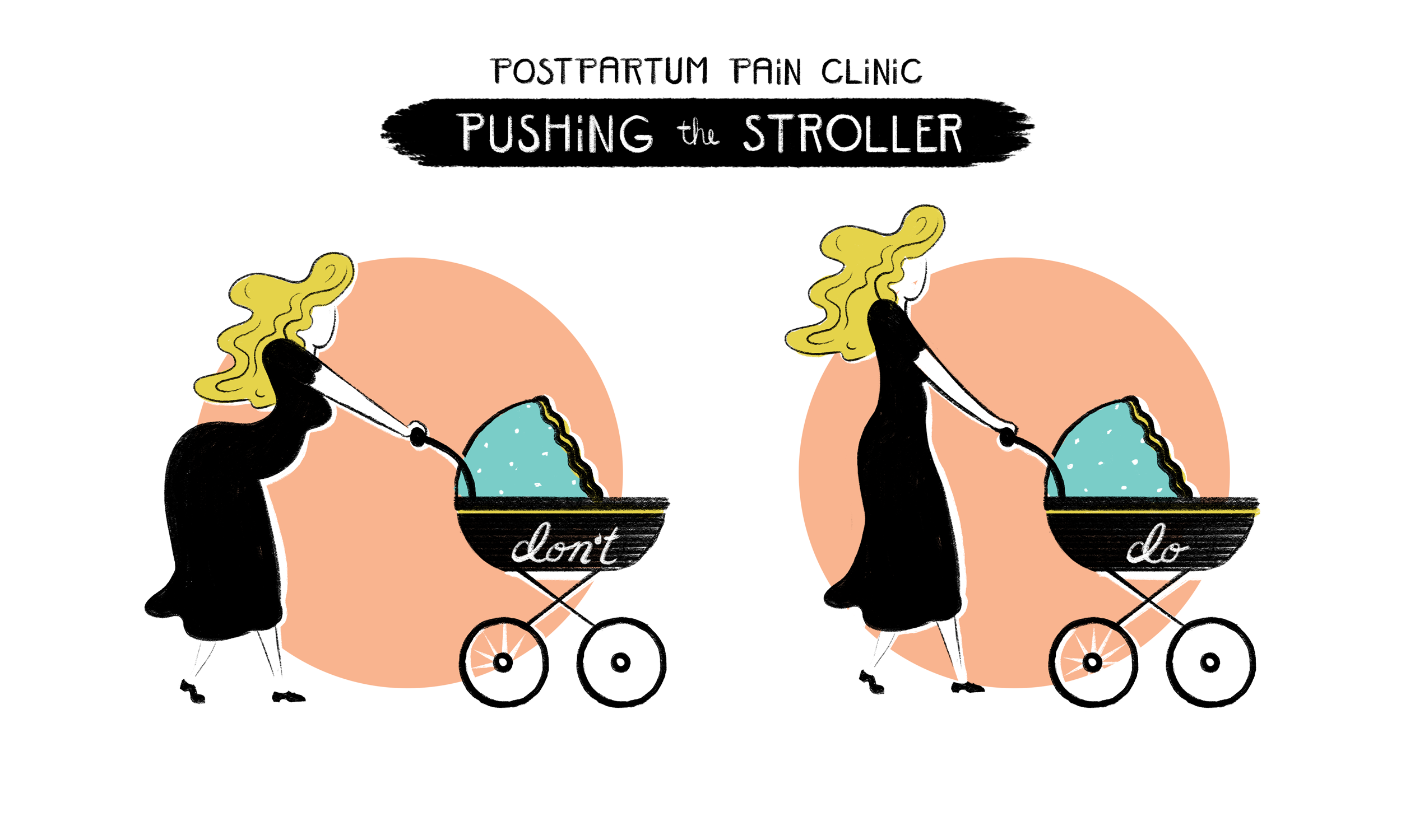 How To Push A Stroller