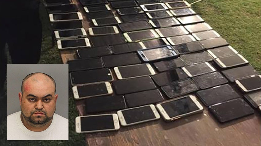 Coachella Bandit Nabbed By 'Find My Phone' Feature After Allegedly Stealing 100 Smartphones