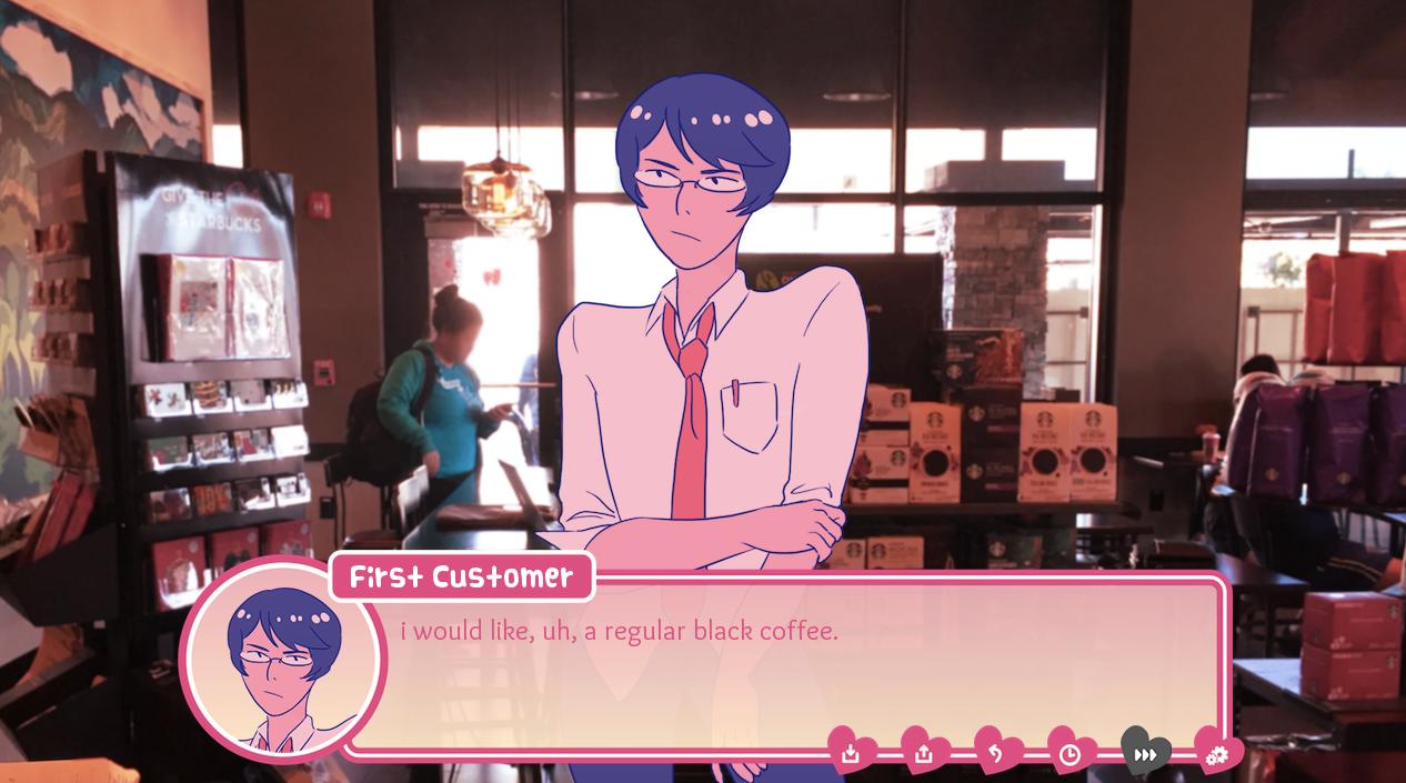 mobile dating sim games