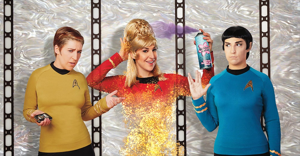 50 Artists Commemorate 50 Years Of Star Trek In This ...