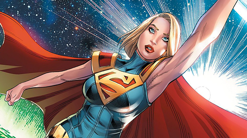 Witness The Moment Supergirl Arrives In The World Of Injustice