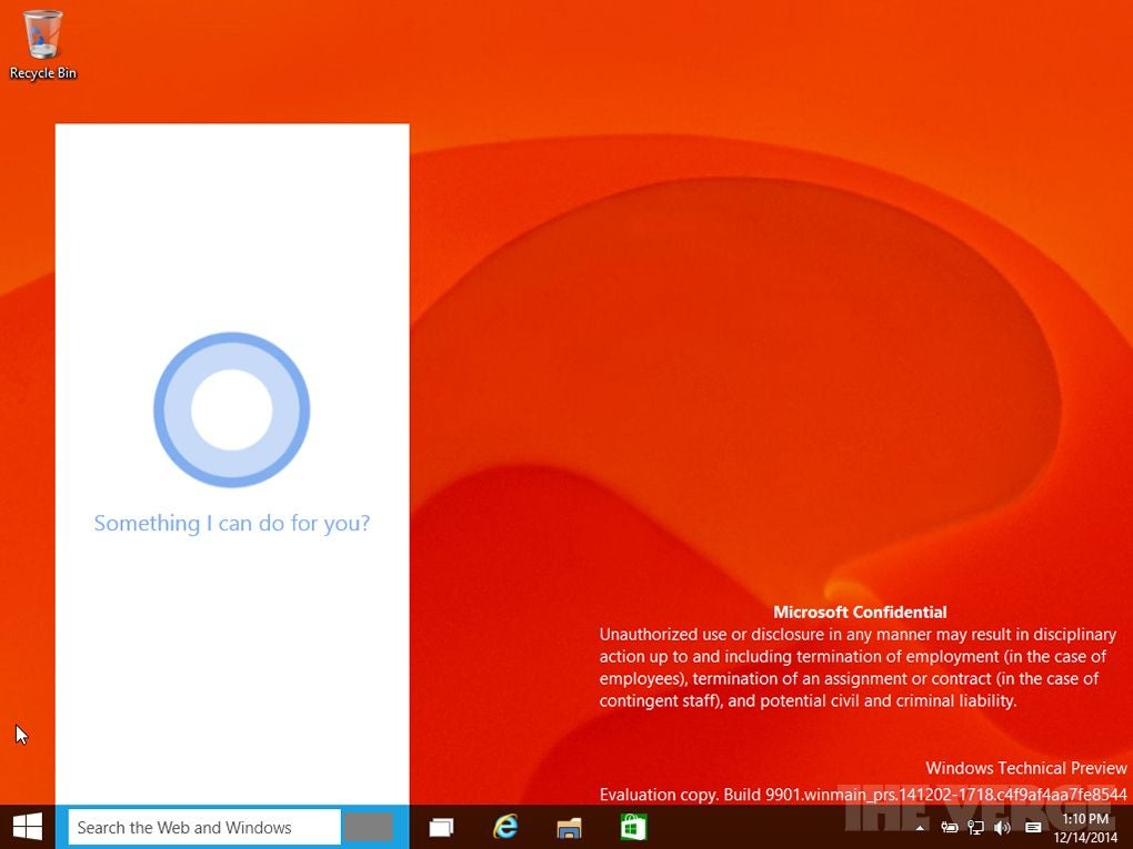 New Leaks Show a Closer Look at Cortana and Xbox on Windows 10