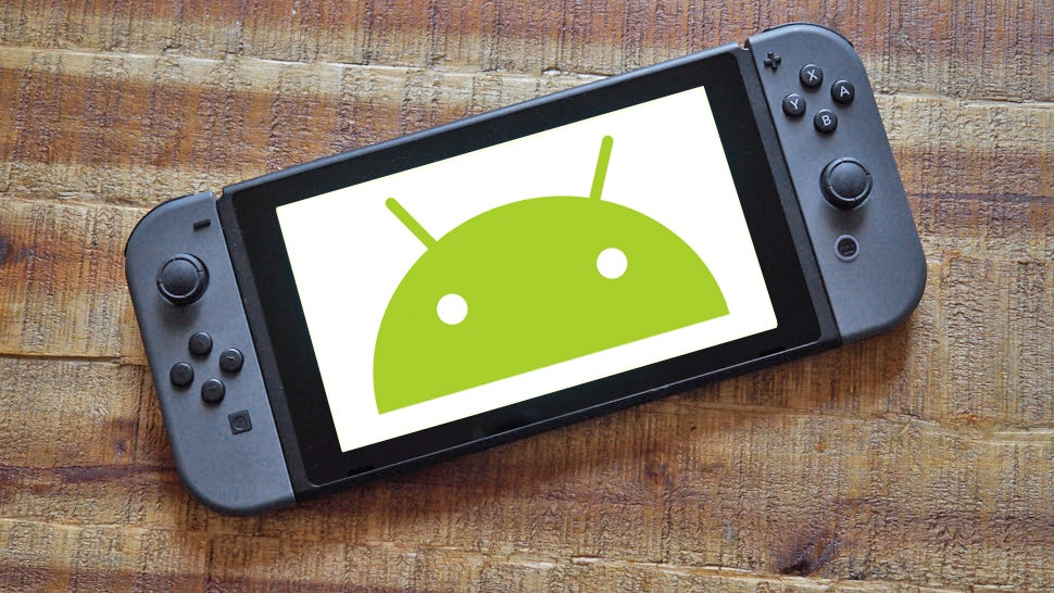 I Would Love To Run Android On My Nintendo Switch, But I'm Too Much Of A Coward