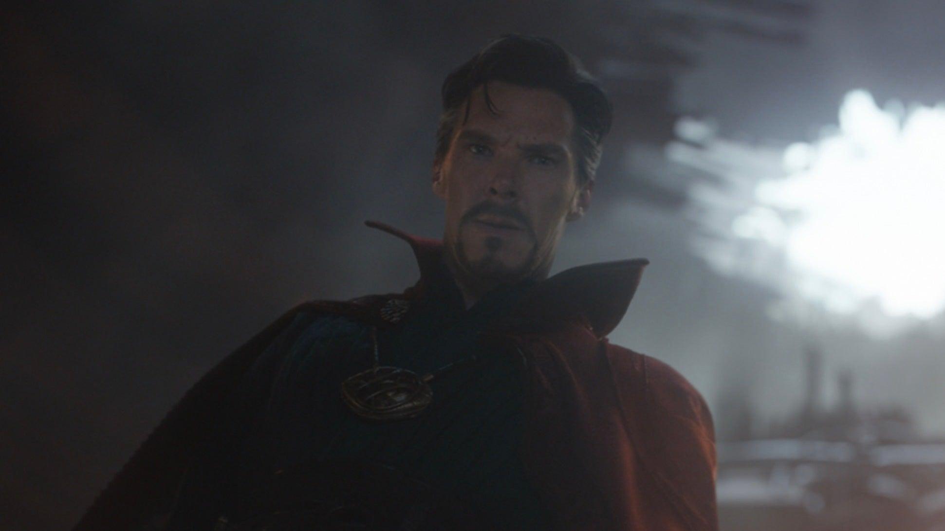 Director Scott Derrickson Is Coming Back For More Doctor Strange
