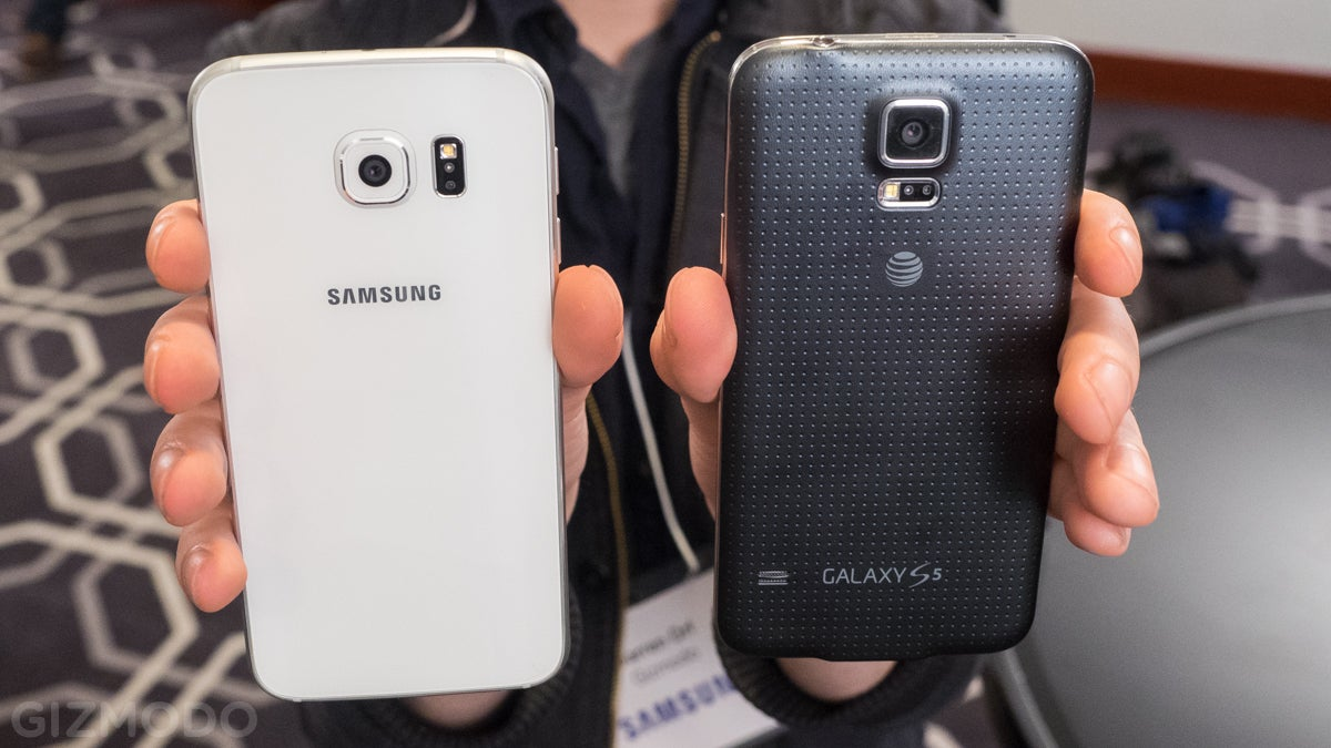 Your New Galaxy S6 Will Have a Built-In Expiration Date