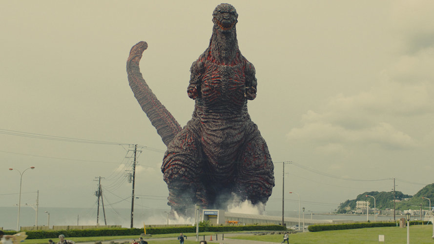 After The Success Of The Recent Slate Of Godzilla Movies, Toho Is Looking  To Start A Brand New Godzilla Cinematic Universe. But Itu0027s Looking Like  Those ...