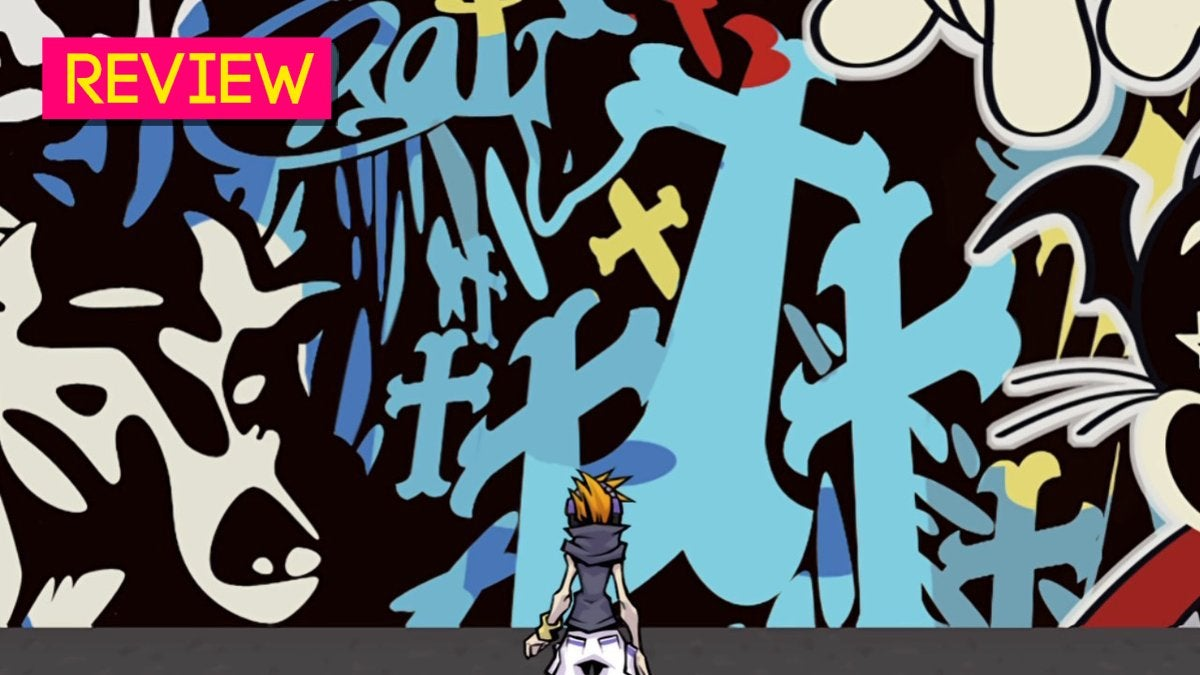 The World Ends With You: Final Remix: The Kotaku Review