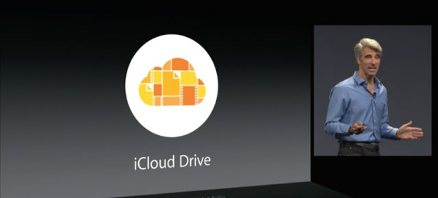 Apple's iCloud Drive Takes a Swing at Dropbox