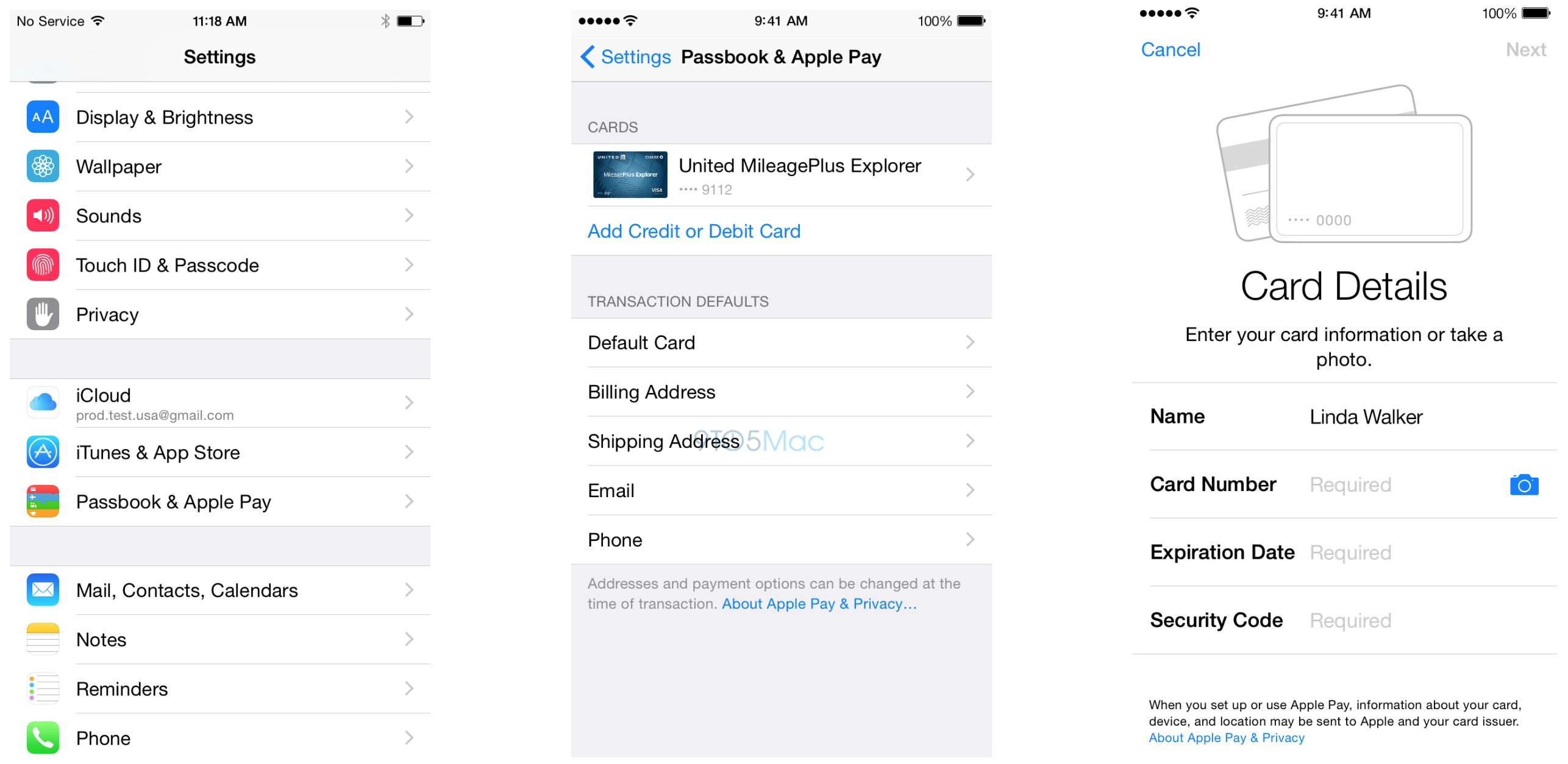 This Is How Apple Pay Will (Possibly) Work
